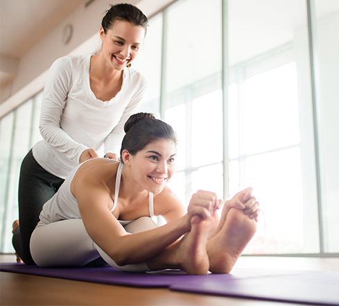 Yoga Personal Trainer Ausbildung