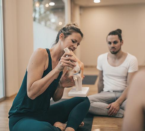 Yogatherapie Ausbildung