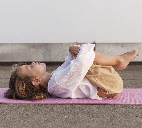 Kinderyogalehrer Ausbildung UNIT Yoga