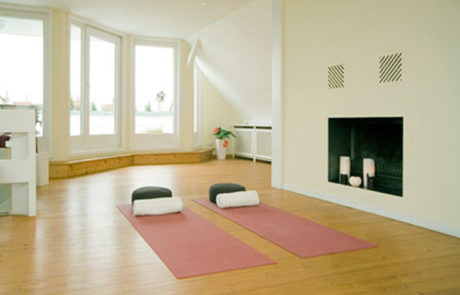 UNIT Yoga Wiesbaden Oben