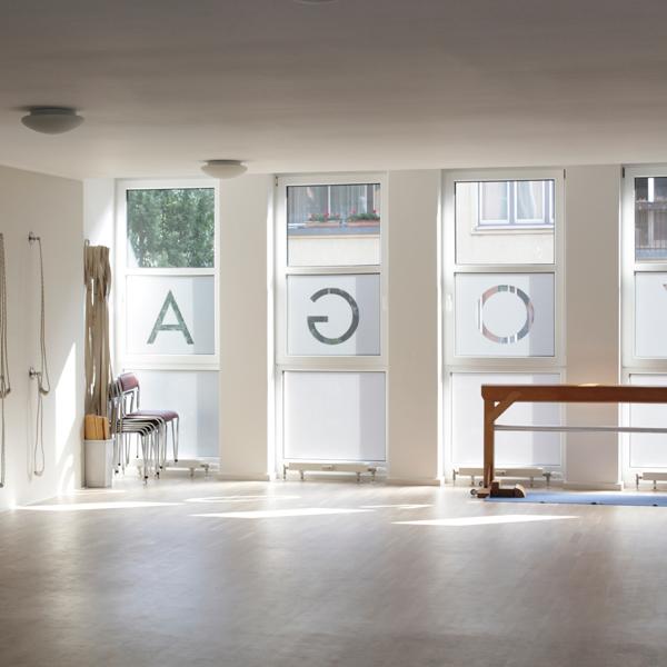 Yogaraum Leipzig Studio Vorschau