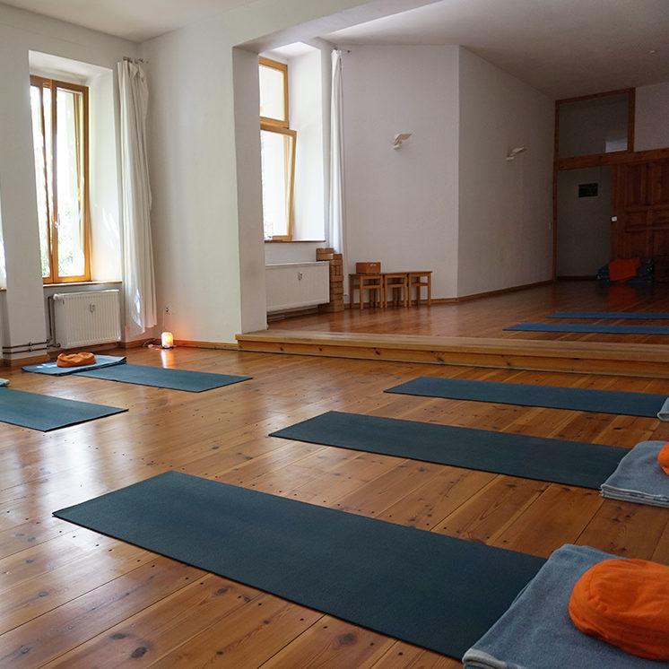 Yogastudio W60 Berlin