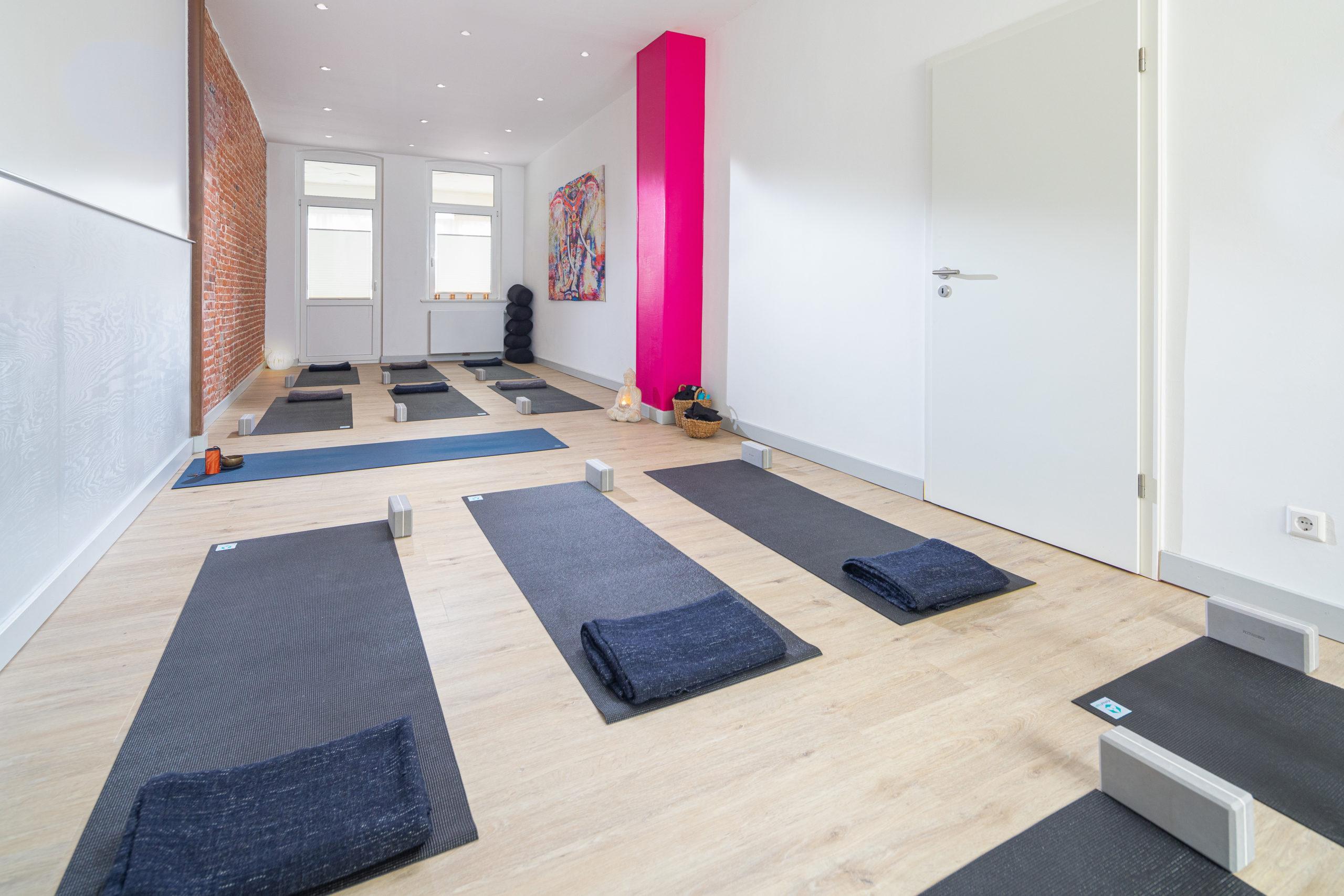 Norderney Yogaraum UNIT Yoga Ausbildung