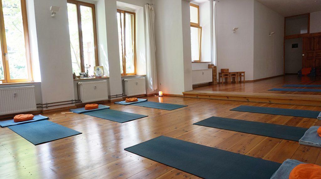 Yoga W60 Berin Yogaraum